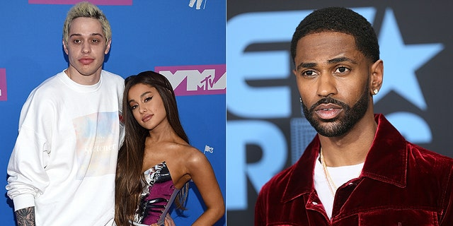 Pete Davidson said his first tattoo was inspired by a song by his fiancee Ariana Grande's ex-boyfriend Big Sean