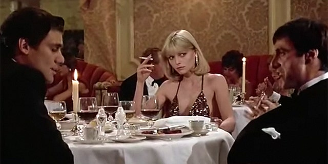 """An audience booed after the Tribeca Film Festival moderator asked how much Michelle Pfeiffer weighed in the 1983 film """"Scarface."""""""
