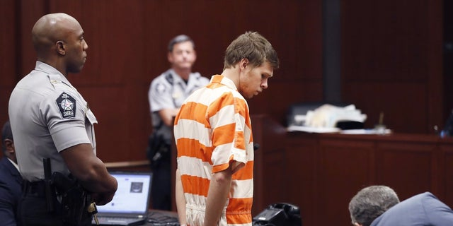 Matthew James Phelps was charged with first-degree murder in the death of his wife Lauren Hugelmaier Phelps.