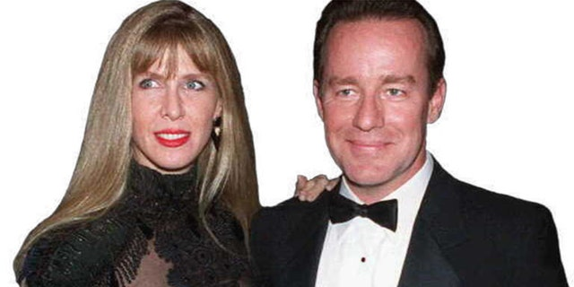 Phil Hartman and his wife Brynn.