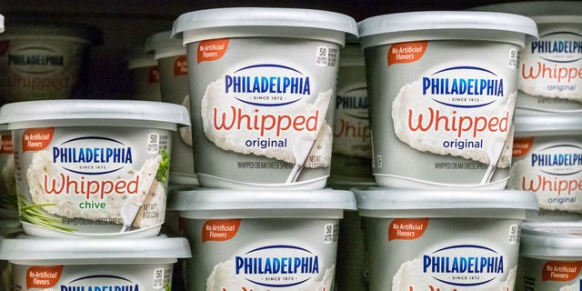 A baker in the Boston area sent back a shipment of Philadelphia cream cheese to his distributor, and confirmed he won't be using the product ever again.