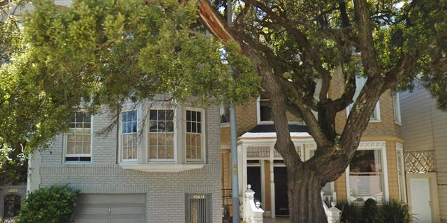The Lees' 3073 Clay Street property in Pacific Heights.