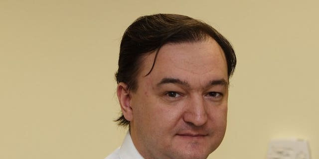 Sergei Magnitsky, who died in police custody in 2009.