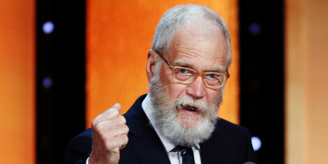 """David Letterman says his approach to hosting a late-night show during the Trump administration would probably be """"inelegant."""""""