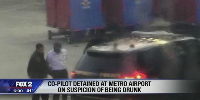 American Airlines pilot being taken into custody last month after failing two sobriety tests at Detroit Metro Airport.