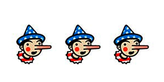 The Washington Post awarded Three Pinocchios to Pelosi for what it said was a mostly false tweet accusing House Republicans of inviting criminals to carry guns.