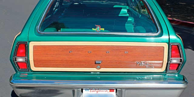 Crater Lake Ford >> Perfect 1978 Ford Pinto Squire Wagon set to steal the show at fancy car auction   Fox News