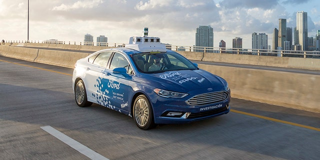 Ford and Argo AI are 3d-mapping Miami's streets, a key component to autonomous driving capability