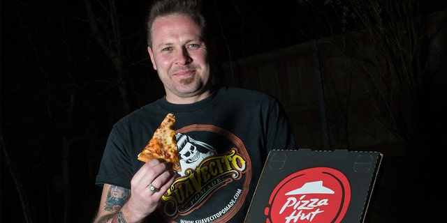 Man Claims Pizza Hut Put His Photo On Pizza Boxes Without His