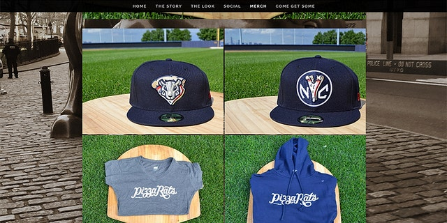 The team debuted new logos and merchandise in preparation for the 2018 season.