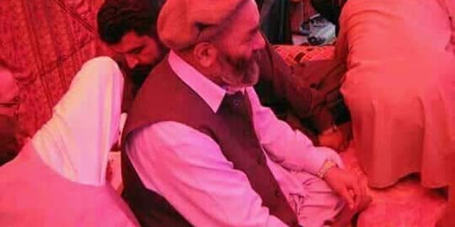 Deedar Ali, vice president of the political party Tahrik-e-Jafaria Pakistan (TJP)