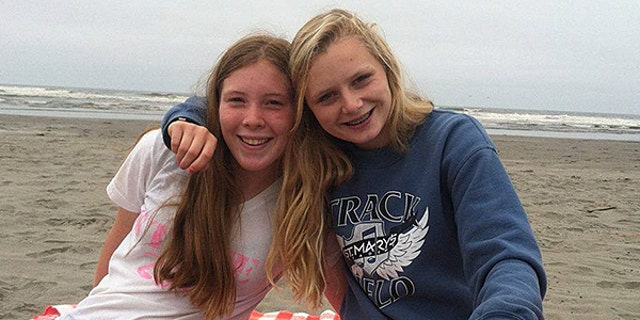 Emma C. Place (L) and Emily D. Lang