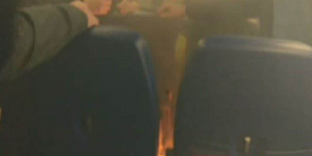 It's believed that a portable charging device caused the fire that broke out on an Aeroflot flight late Wednesday.