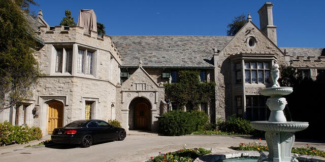 The Playboy Mansion's current owner has expressed desire as joining his adjacent property to the iconic site.