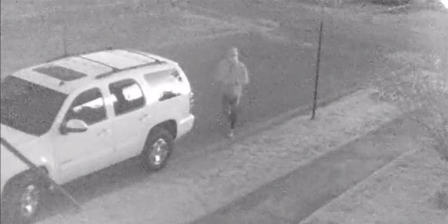 Police are searching for a man wanted for defecating on residents driveways in Little Rock, Ark.
