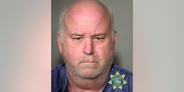 Greg Phillip Porter, 61, was being held at the Multnomah County jail on several counts, including three counts each of attempted murder and assault, in connection with a hit-and-run in Portland, Ore., Friday.