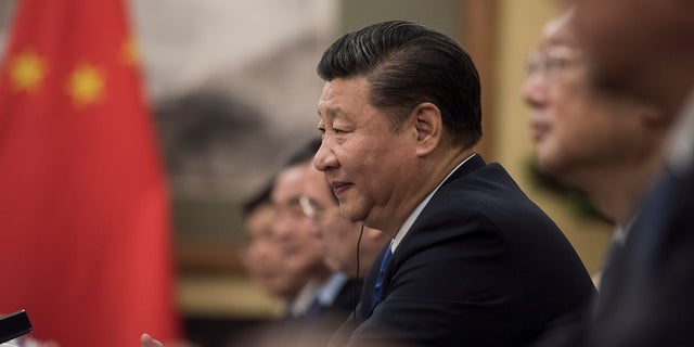 Chinese President Xi Jinping (above) will meet with South Korean President Moon Jae-in on Thursday.