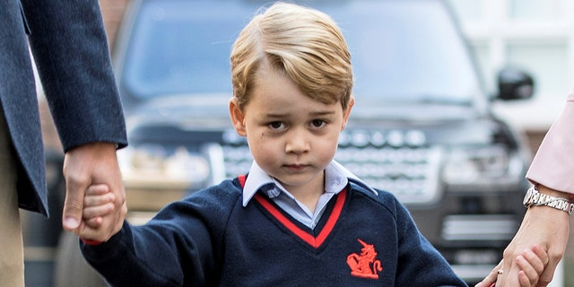 The four-year-old is well on his way to becoming an international fashion icon.