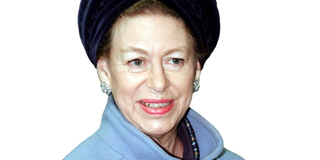 Princess Margaret pictured on November 01, 1996.