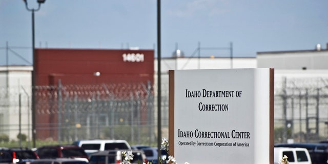 June 15, 2010: The Idaho Correctional Center is shown south of Boise, Idaho, operated by Corrections Corporation of America.