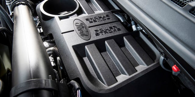 The 3.0-liter turbodiesel V6 is rated at 250 hp and 440 lb-ft.
