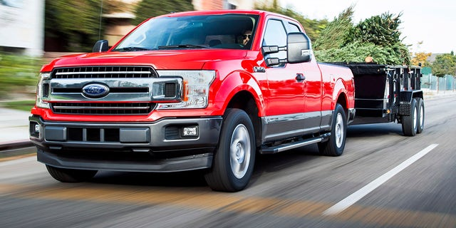 The engine will be offered in a variety of F-150 configurations.