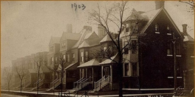 Today, the neighborhood remains a working class, predominantly African-American community (Pullman State Historic Site)