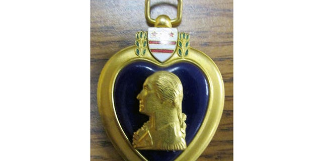 Pete E. Cole's Purple Heart was found in a Missouri antique store years ago.
