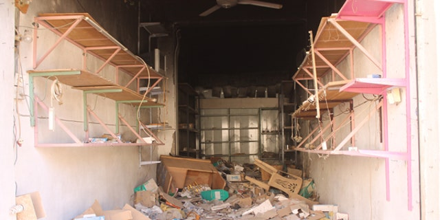 Much of the infrastructure in the Assyrian villages, like stores and shops, will need to be rebuilt.