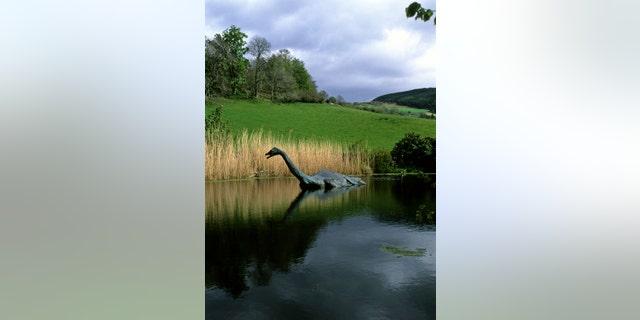 Loch Nesss monster