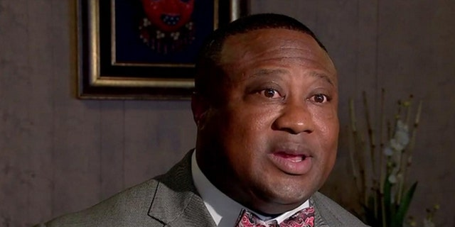 "Quanell X,leader of the New Black Panther Party, said he ""excused"" Johnson from the group when he espoused violence."
