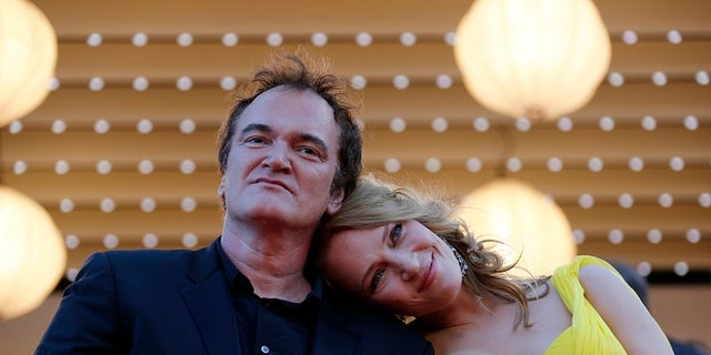 Uma Thurman said her relationship with Quentin Tarantino was strained following a stunt.