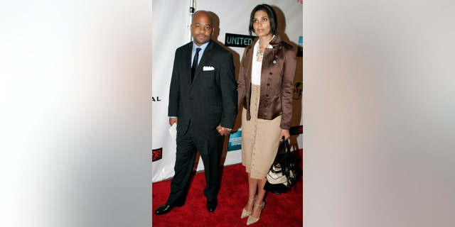 Rachel Roy gets a restraining order against ex Damon Dash
