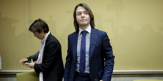 Amanda Knox's former Italian boyfriend Raffaele Sollecito was arrested then acquitted of the murder of Meredith Kercher.