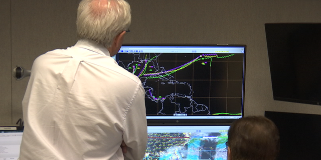 """We've made a lot of improvements in track forecasting...but we still have a long way to go,"" said NHC Hurricane Specialist Dan Brown."