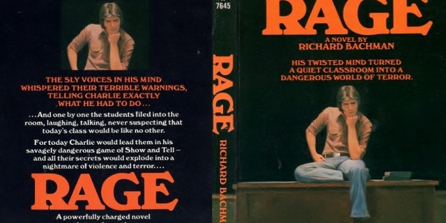 "Stephen King originally published ""Rage"" on Sept. 13, 1977."