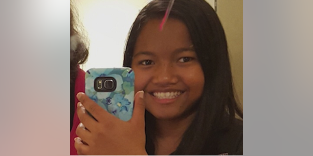 H'Money Siu, 16, slipped over a waterfall in North Carolina while trying to save her 11-year-old sister Wednesday.