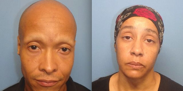 Randy Swopes, 48, and Katherine Swopes, 49, were arrested after allegedly locking their daughter in a basement because they believed she was possessed by a demon, police said.