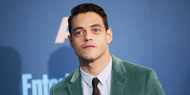 Actor Rami Malek arrives at the 22nd Annual Critics' Choice Awards in Santa Monica, California, U.S., December 11, 2016.  REUTERS/Danny Moloshok - HT1ECCC03GH3Y