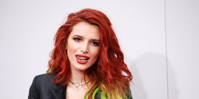 Lil Peep and actress Bella Thorne were linked together in September.