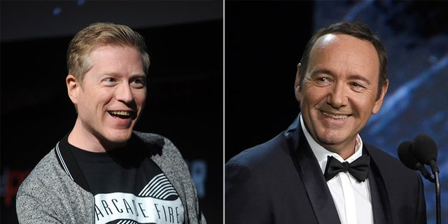 """Kevin Spacey's accuser Anthony Rapp said he was being blamed by fans for ending """"House of Cards."""""""