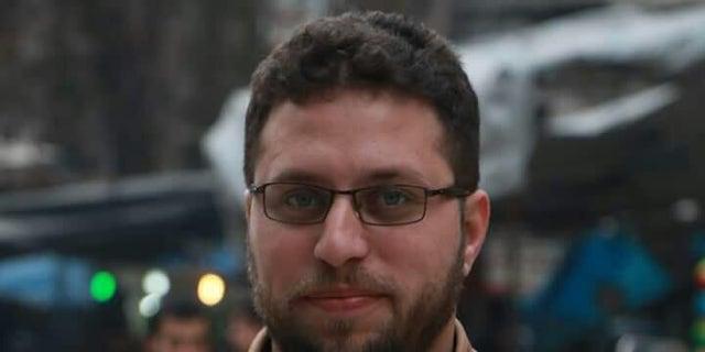 Syrian activist and photographer, Mahmoud Raslan