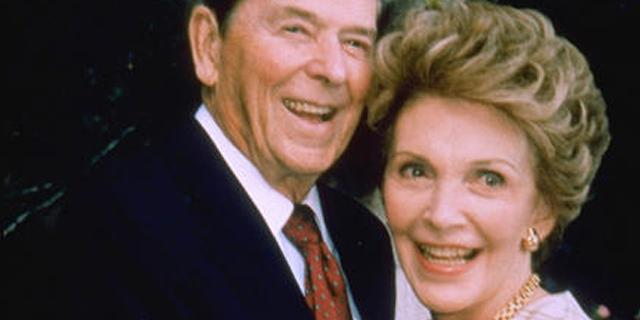President Ronald and Nancy Reagan