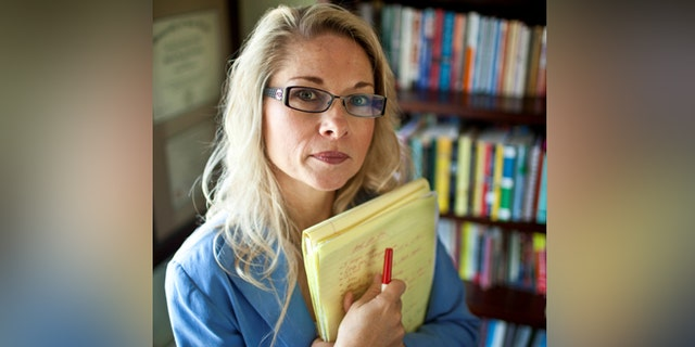 Rebecca Friedrichs, who has taught in the city of Anaheim for nearly 30 years, is one of 10 teachers suing the California Teachers Association.