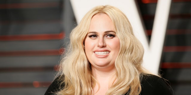 Actress Rebel Wilson arrives at the Vanity Fair Oscar Party in Beverly Hills, California February 28, 2016.  REUTERS/Danny Moloshok/File Photo - RTX2JNXN