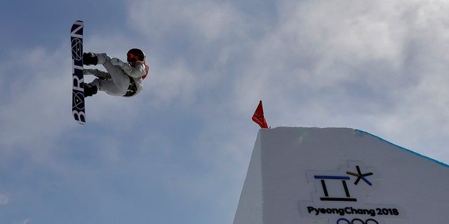 Red Gerard, 17, became the first person to win a medal for the U.S. at the Pyeongchang Olympics in South Korea.