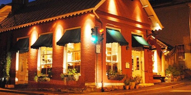The Red Hen restaurant in Lexington, Va. (A separate restaurant in Washington, also called the Red Hen, is not affiliated with the Virginia restaurant.)