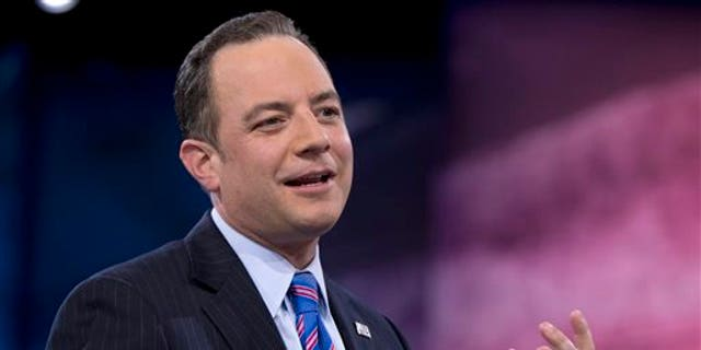 Former White House chief of staff Reince Priebus is back at his old law firm. He's also signed with the Washington Speakers Bureau.