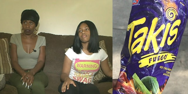 "Rene Craighead of Memphis recently reported that her teenage daughter had to have a cholecystectomy to combat problems that stemmed from her consuming around four ""big"" bags of hot snacks a week."