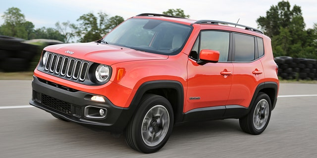 2018 Jeep® Renegade Latitude